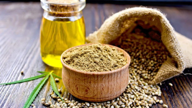 Konopný olej a semínka prospívají zdraví