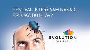 Pozvánka na Festival Evolution