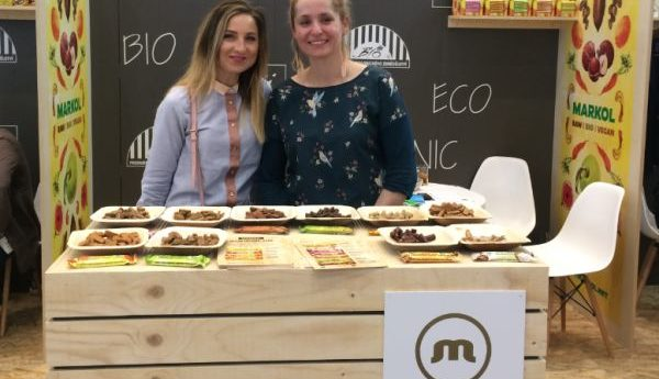 Biofach Norimberk 2019 - stánek firmy Markol