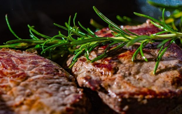Biomaso: Menší ekostopa a lepší chuť v porovnání s argentinským steakem