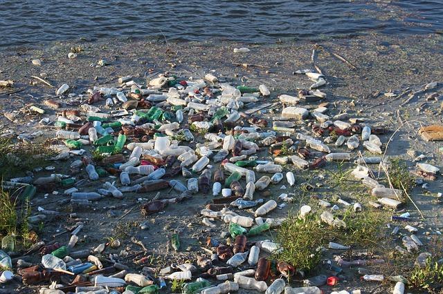 V lesích, řekách, na dně Markánského příkopu... plasty jsou dnes všude.